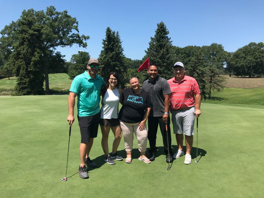 Melissa Thompson Memorial Charity Golf Scramble