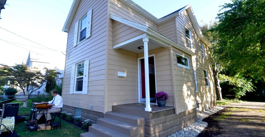 Well House Completes 14th Home